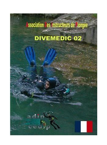 Kit DiveMedic Diver<br>French, Dutch